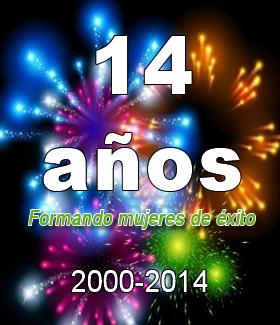 14 aniversario